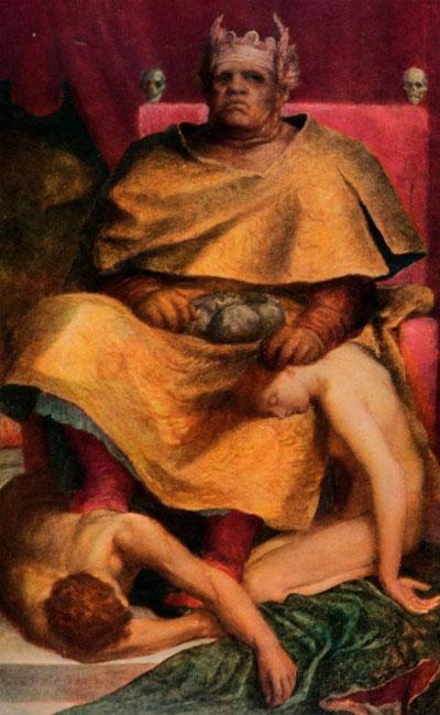 Картина на тематику Мамона