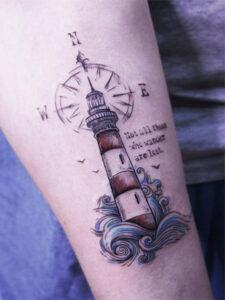 маяк тату