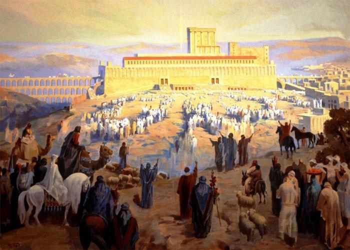 Центр еврейских паломничеств