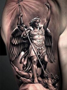 архангел тату