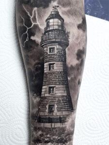морской маяк