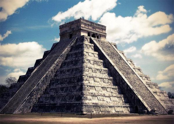 Пирамида Чичен-Ица в Мексике - история и фото на mifistoria.info