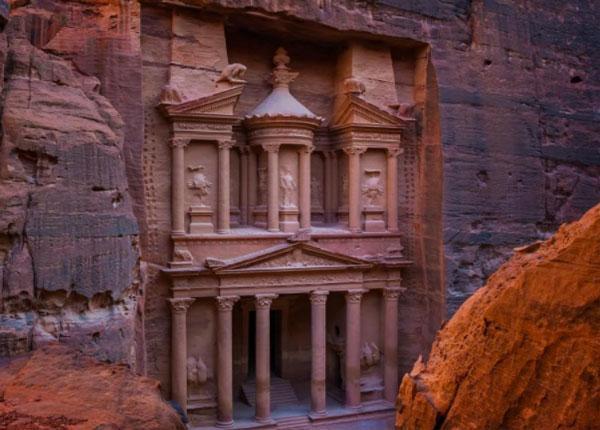 Храм в Петре - что такое и где находится? История и фото на mifistoria.info