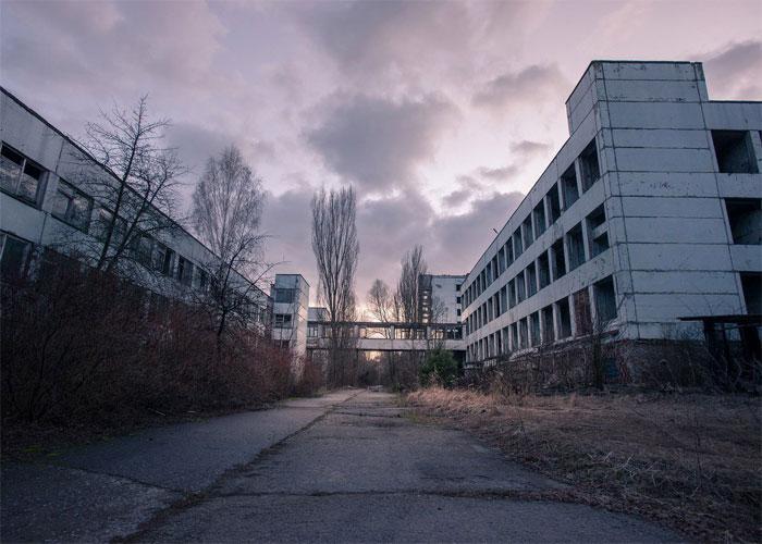 Факты Чернобыля