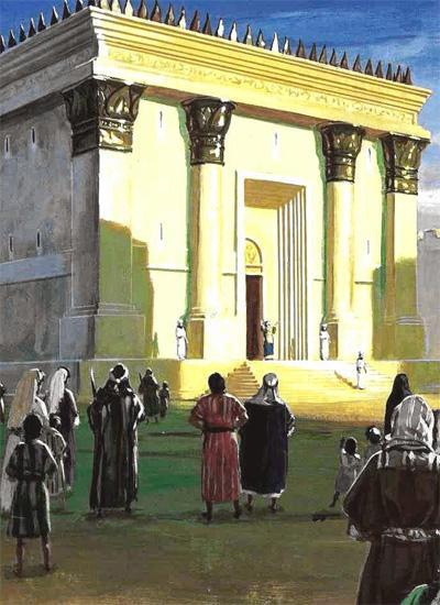 Святыня старинного Иерусалима