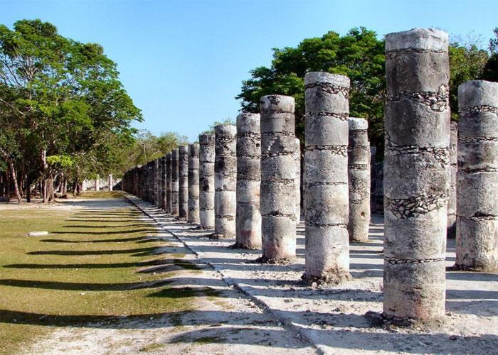 Древний город Чичен-Ица является колыбелью цивилизации майя