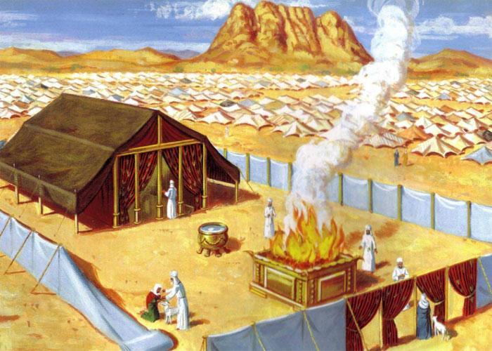 Что представляла собой Скиния собрания