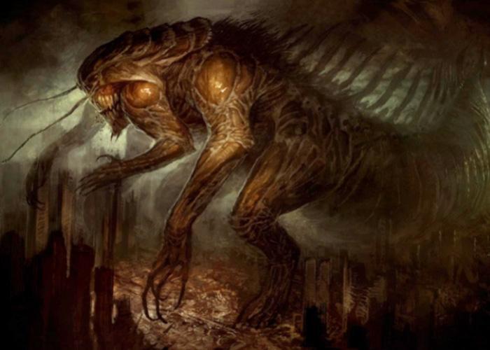 Адское существо