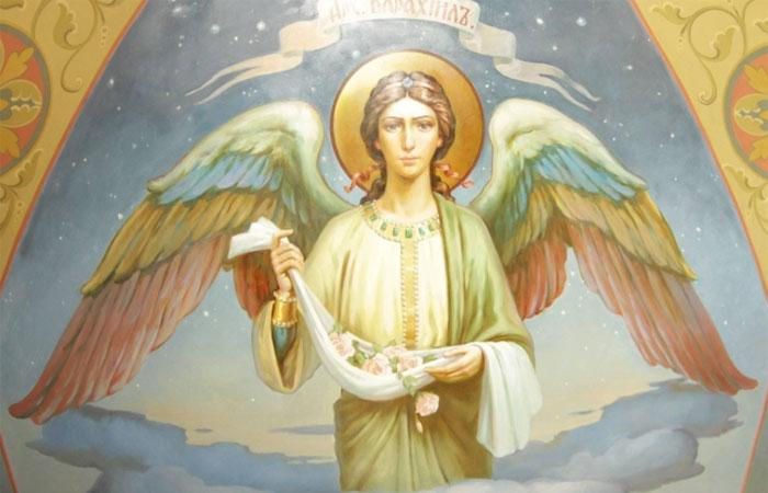 Варахиил - небесный покровитель всех верующих людей