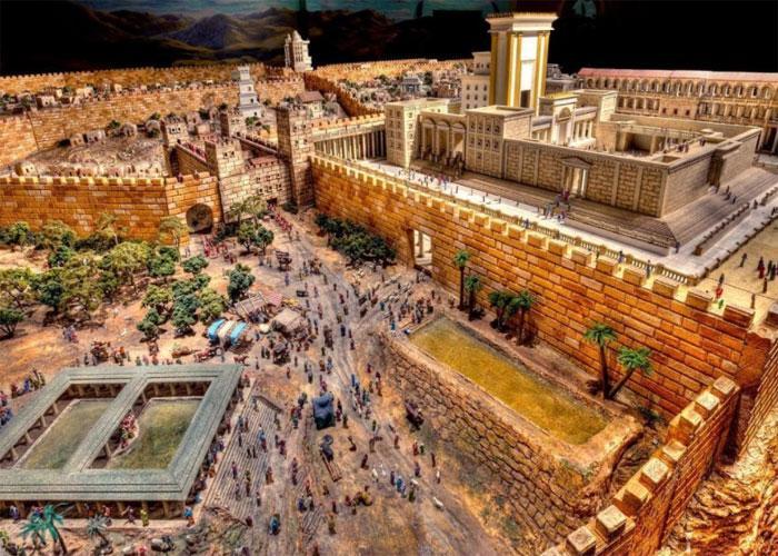 Дворец царя Соломона