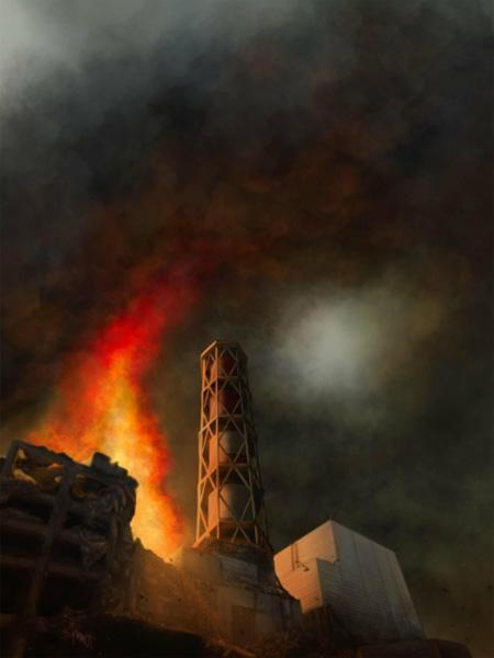 Взрыв реактора на ЧАЭС