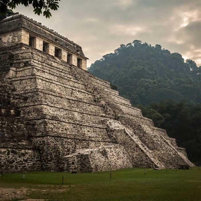 Главная постройка племени за все время своего существования