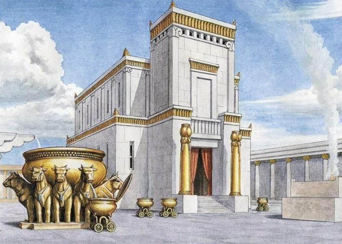 Иерусалимская святыня