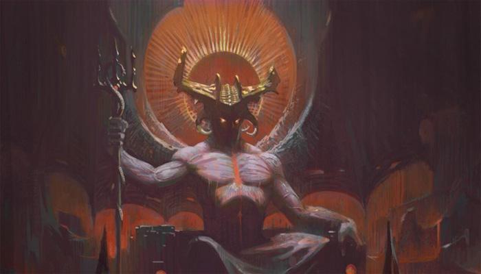 Вельзевул - правая рука Сатаны