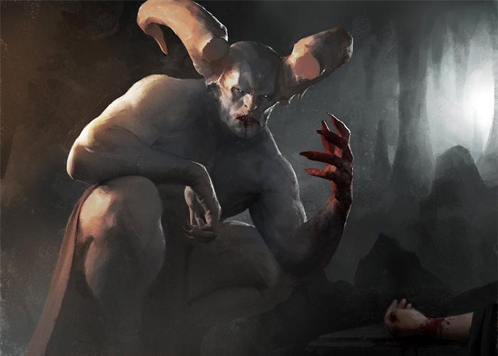 Воплощение демона