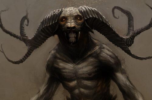 Бельфегор - демон лени, история и картинки на mifistoria.info