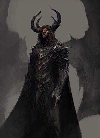 Один из главных сподвижников Сатаны, демон Бельфегор