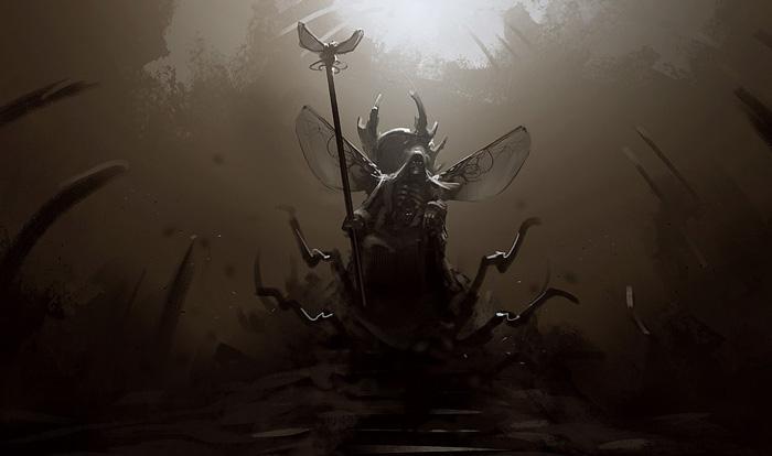 Velzevul - повелитель мух