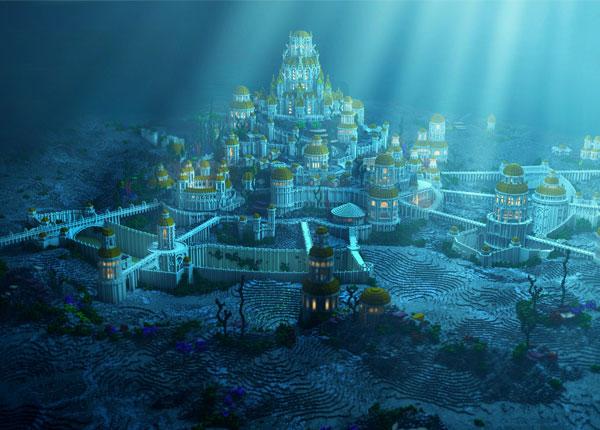 Древняя Атлантида: история цивилизации атлантов и ее упадок