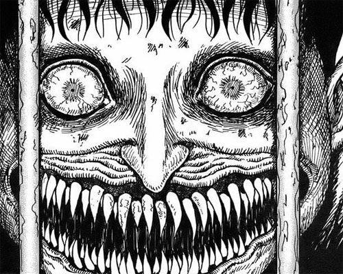 dzyundzi ito manga 1