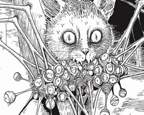 dzyundzi ito manga 3