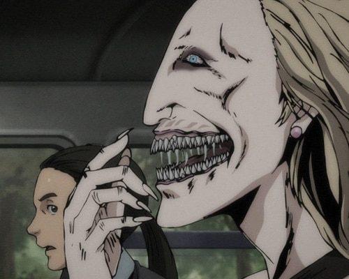 dzyundzi ito anime